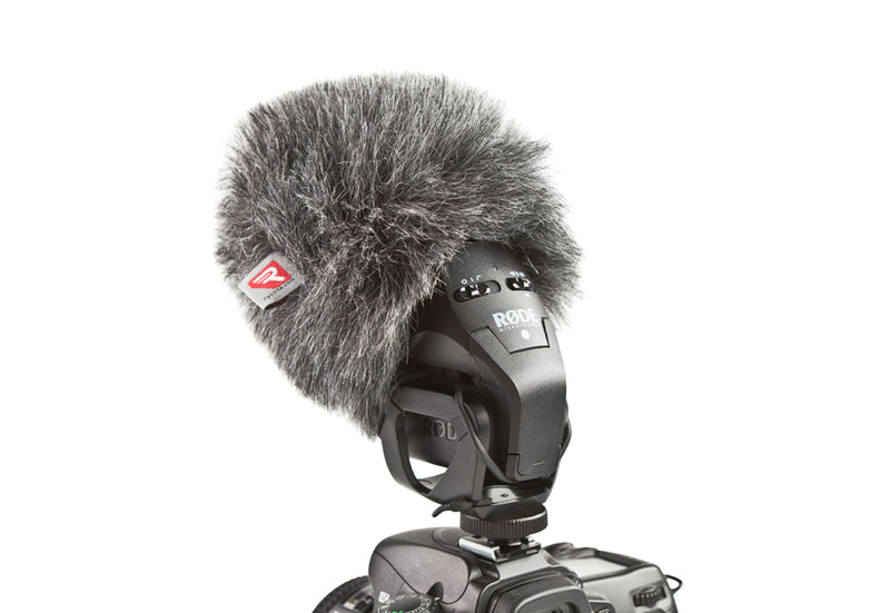 RODE STEREO VIDEO MIC PRO MWJ
