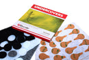 WHITE UNDERCOVERS (INCL. 100 X STICKIES) - PACK OF 100 USES