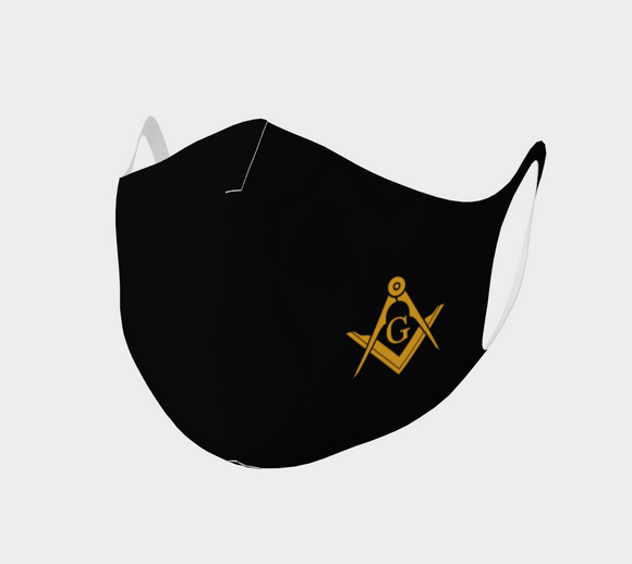 FreeMason Gold S&C mask