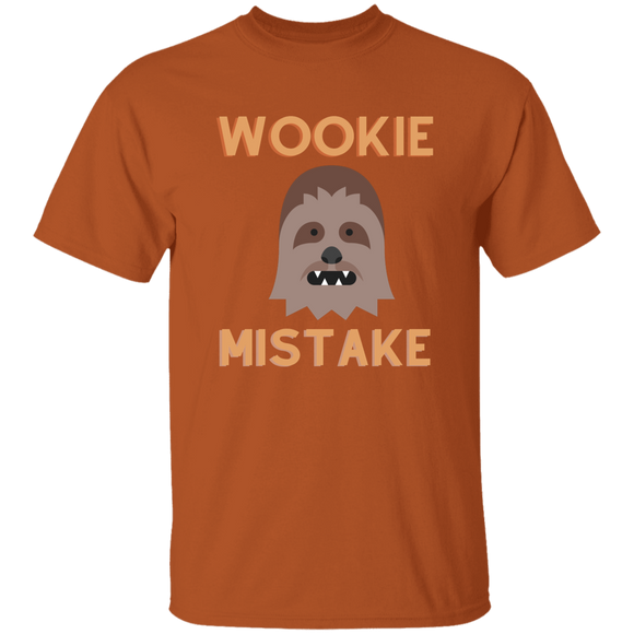 Wookie Mistake T-Shirt