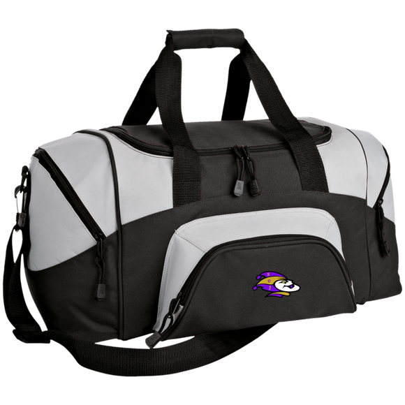 ROJ Small Colorblock Sport Duffel Bag - Kustom Keepsakes