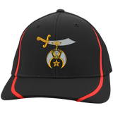 Shriners Flexfit Colorblock Cap - Kustom Keepsakes