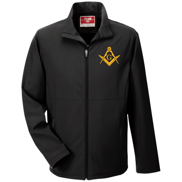 FreeMason Gold S&C  Men's Soft Shell Jacket