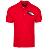 ROJ Cotton Pique Knit Polo - Kustom Keepsakes