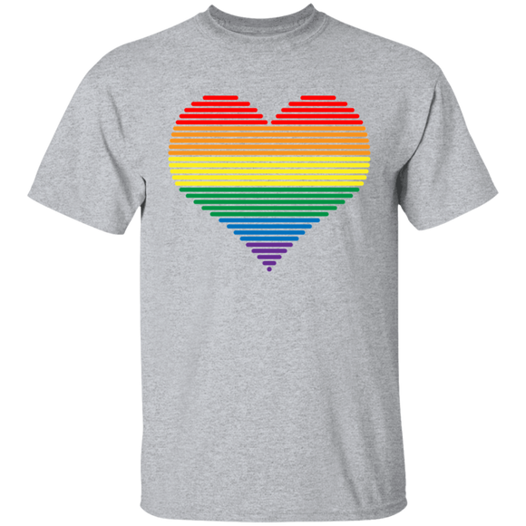 Pride Heart T-Shirt