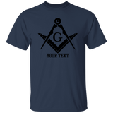 Personalized Black S&C  T-Shirt