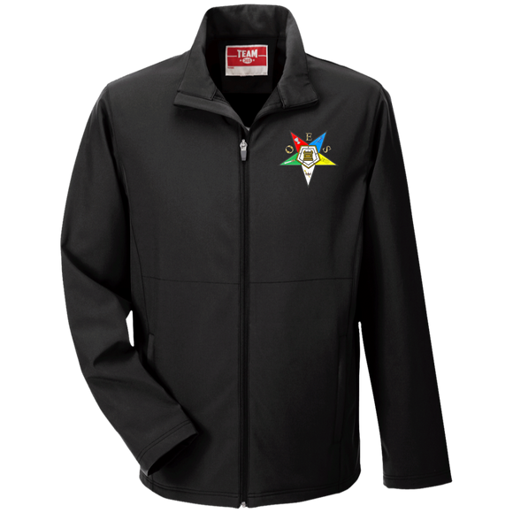 Order of the Eastern Star Men's Soft Shell Jacket - Kustom Keepsakes