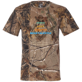 Faith Hope Charity and Benevolence Short Sleeve Camouflage T-Shirt