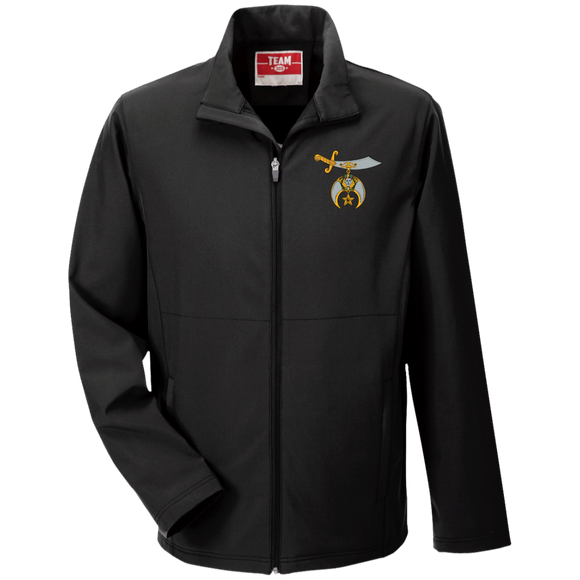 Shriners Men's Soft Shell Jacket - Kustom Keepsakes
