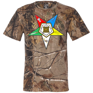 OES Short Sleeve Camouflage T-Shirt