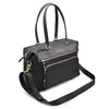 black work bag for women tote style backpack carry messenger laptop bag women
