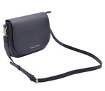 the omaha handbag in navy