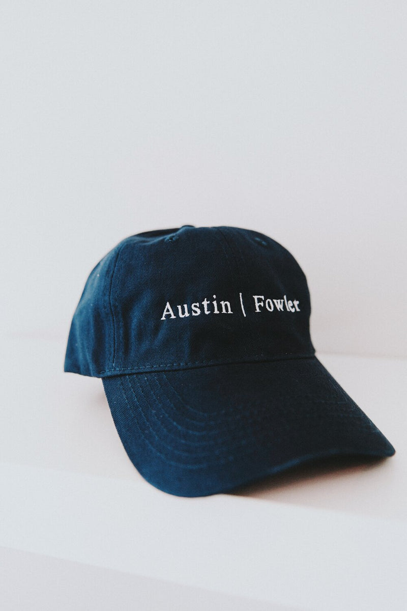 Navy Blue Austin | Fowler Hat