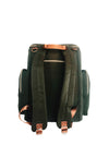 francesca backpack in olive (outlet)