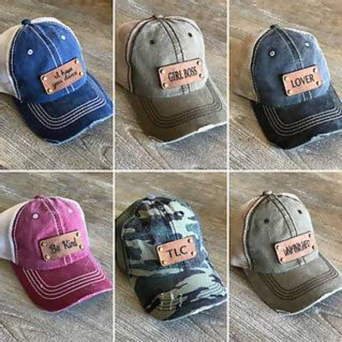 Personalized Vintage Baseball Cap