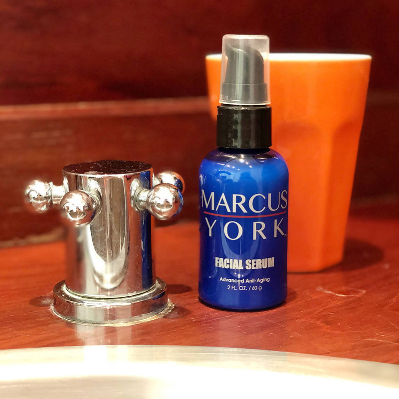 Anti-Aging Daily Facial Serum and Moisturizer
