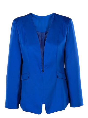 Blue Blazer - -Jackets/Coats- Tenner Store - 1