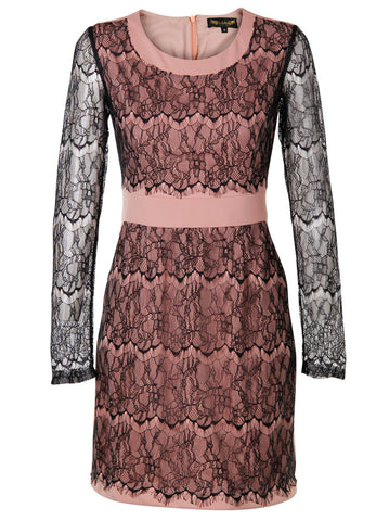 Jennifer Lace Dress - -Dresses- Tenner Store - 1