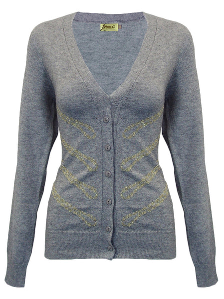 Military Cardigan - -Knitwear- Tenner Store - 1