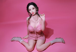 Amelia Pink Lady Sex Doll-Realistic Cheap Love Dolls a la venta