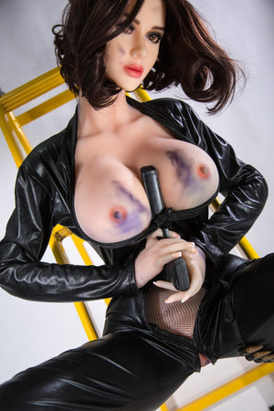 Andrea Realistic Sexy Real Sex Dolls Cool Policewoman with Big Breast