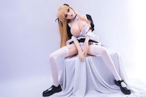 Bess Sex Doll - Big Eyes Anime Doll