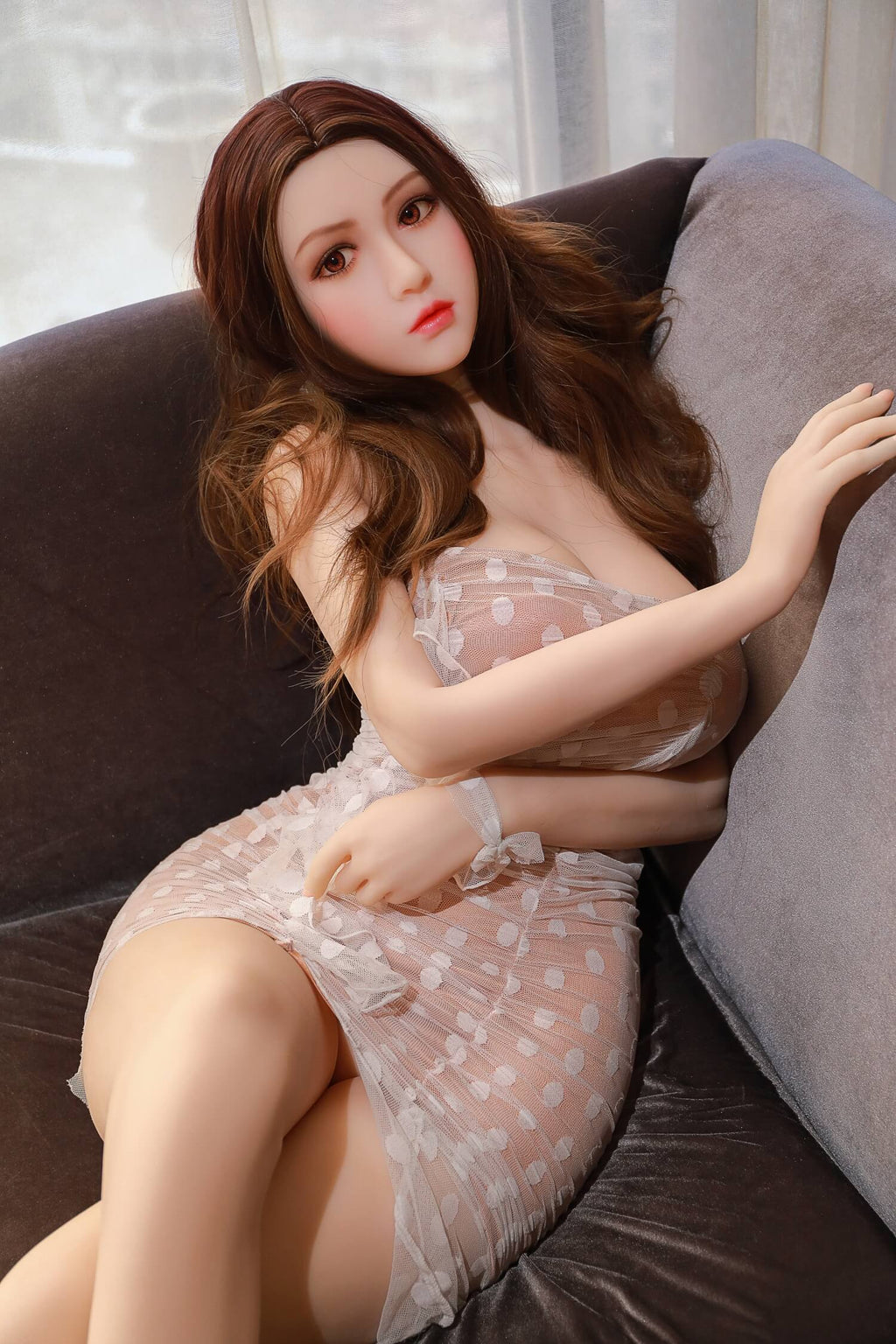 Cylvia Sex Doll - Big Chest Love Doll