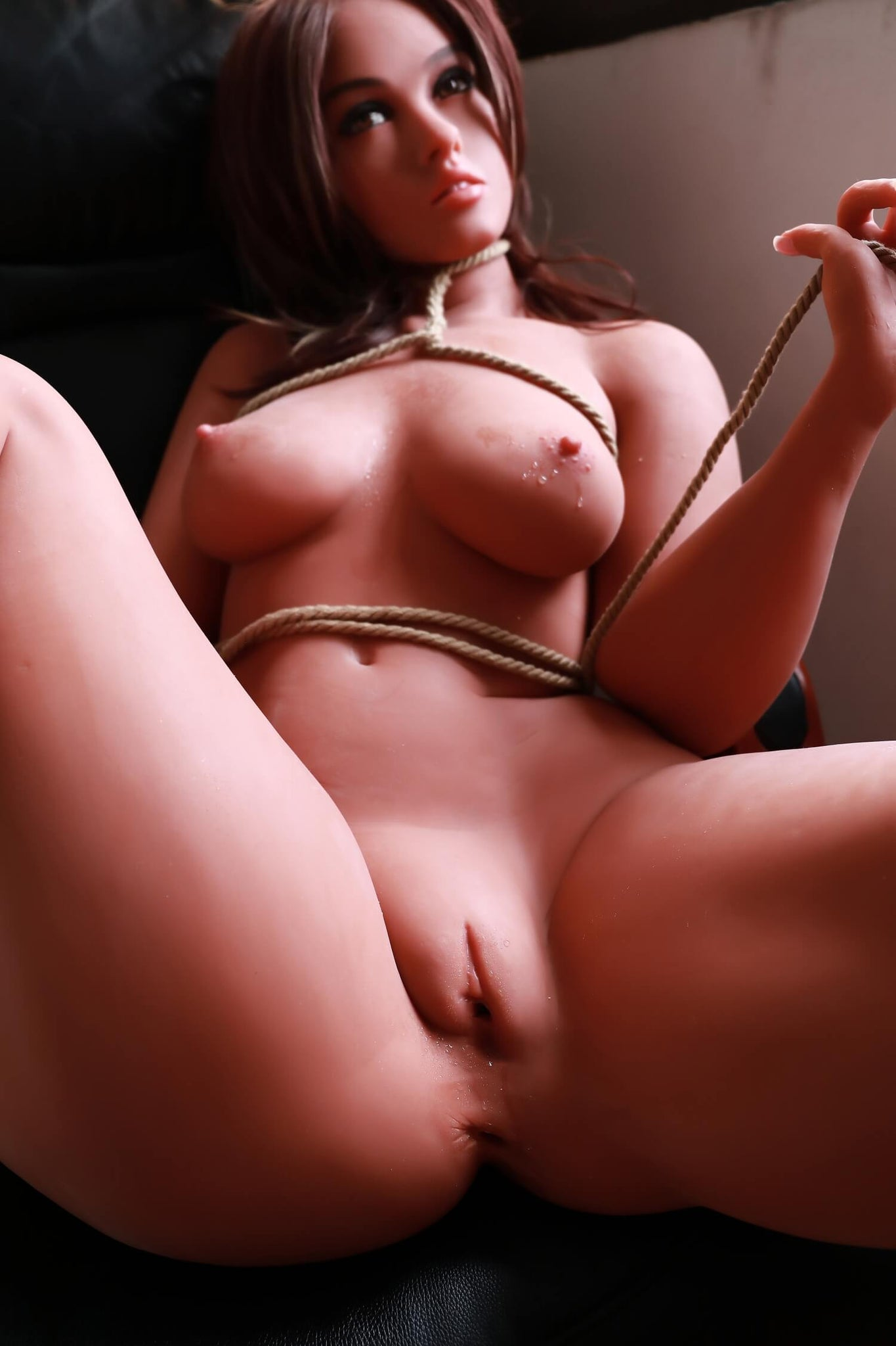 Eartha Sex Doll - Small Breasts and Big Butt