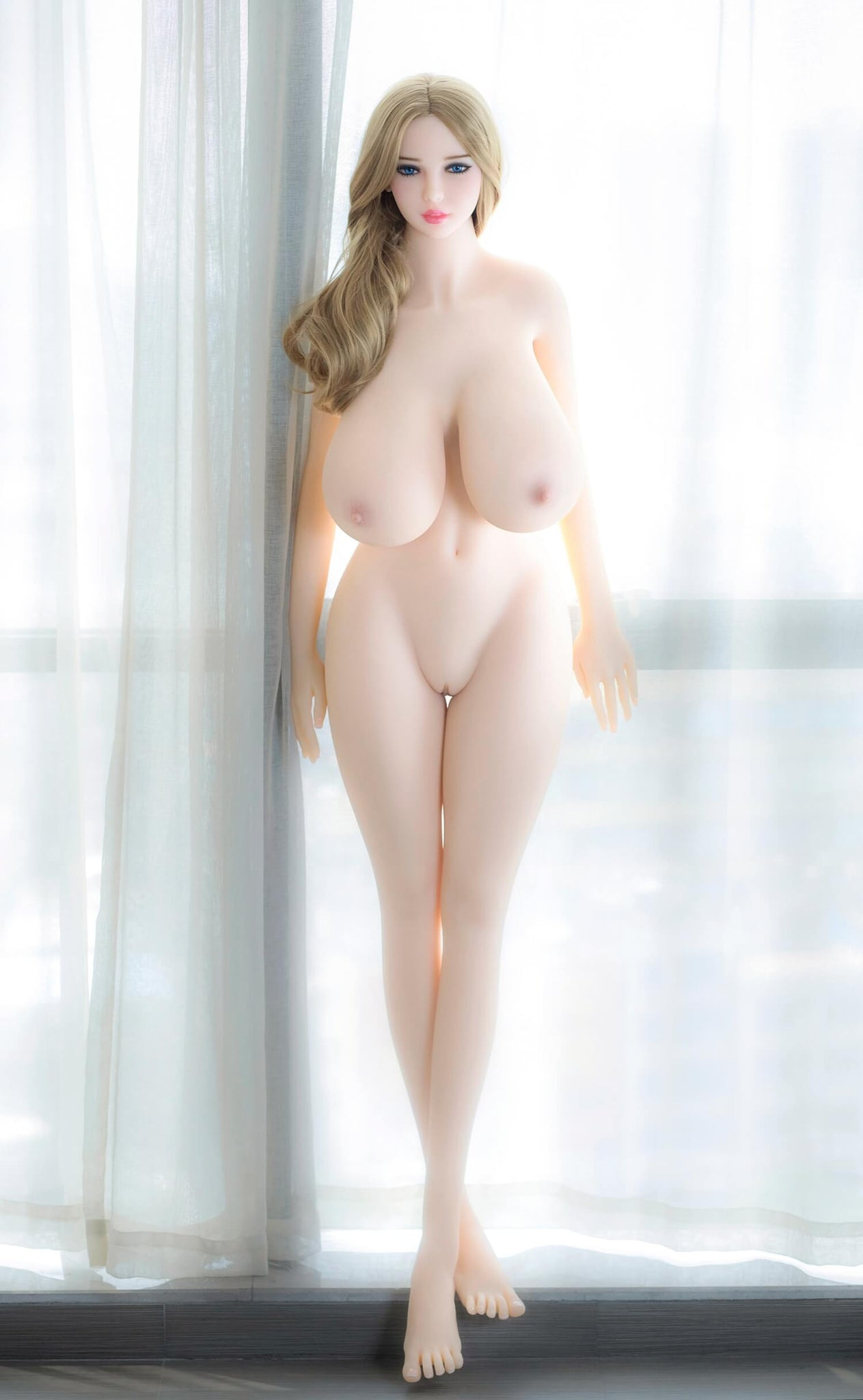 Eileen Biggest Papaya Breast Sex Doll - Cheap Sexy Real Sex Dolls Here