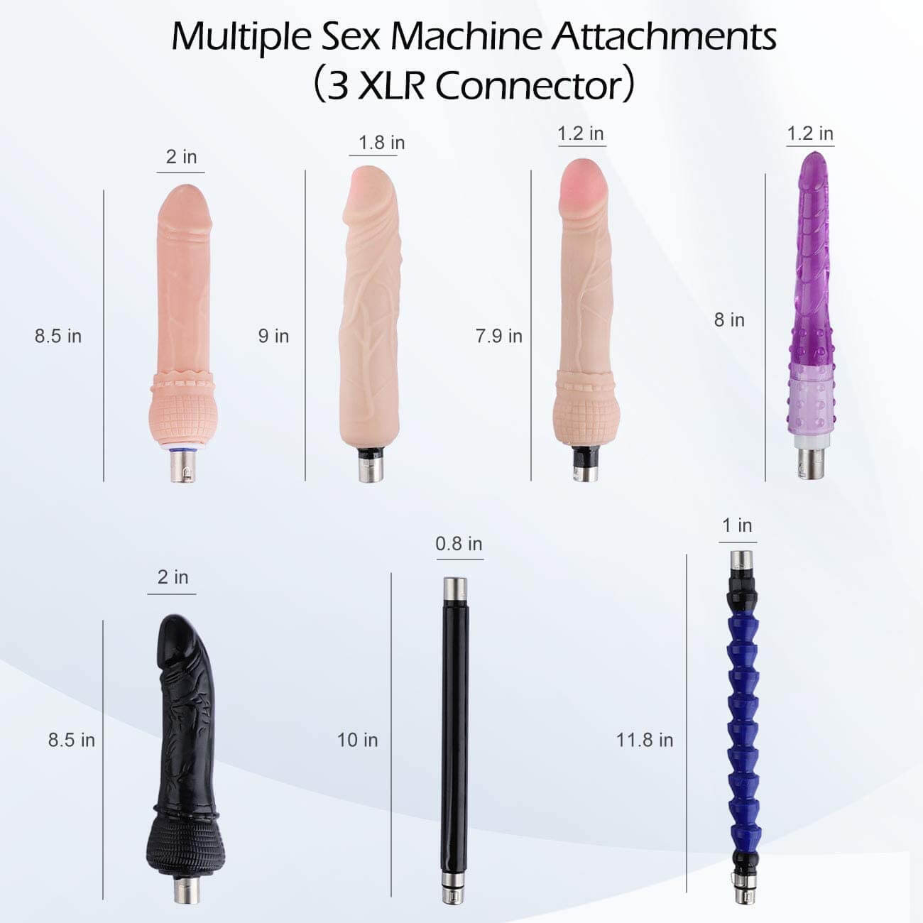 Sex Machine A2 - Male and Female Masturbation