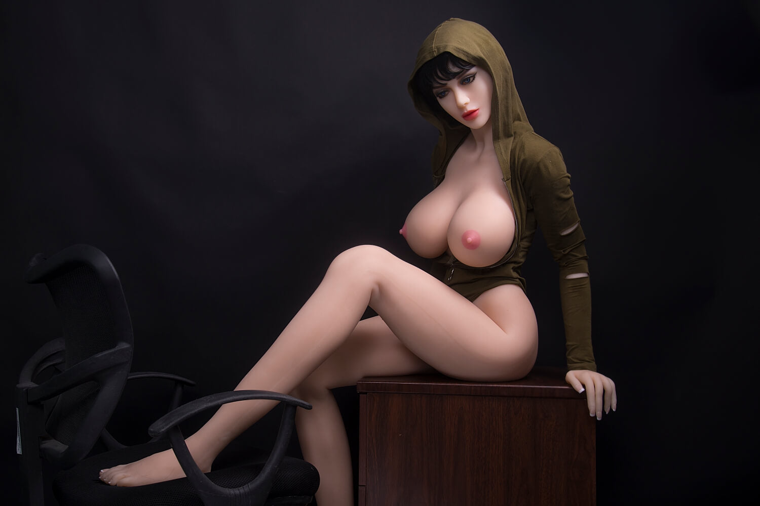 Hepburn Lifelike Sex Doll Like Movie Queen- Realistic Real Love Doll