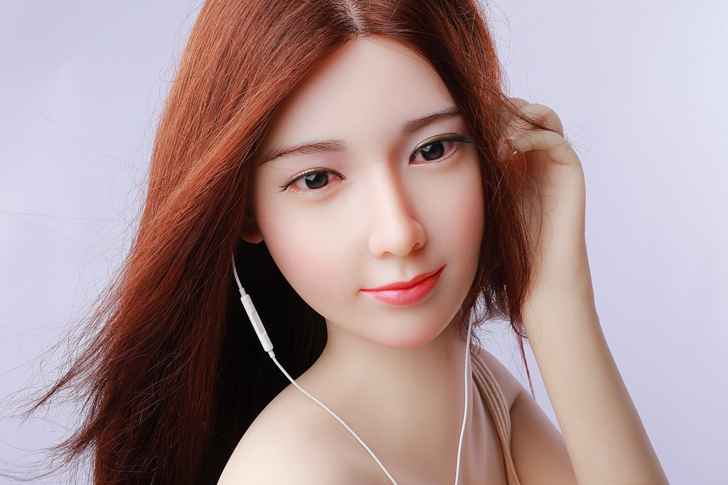 Yun Sex Doll - Small Breast and Pink Face