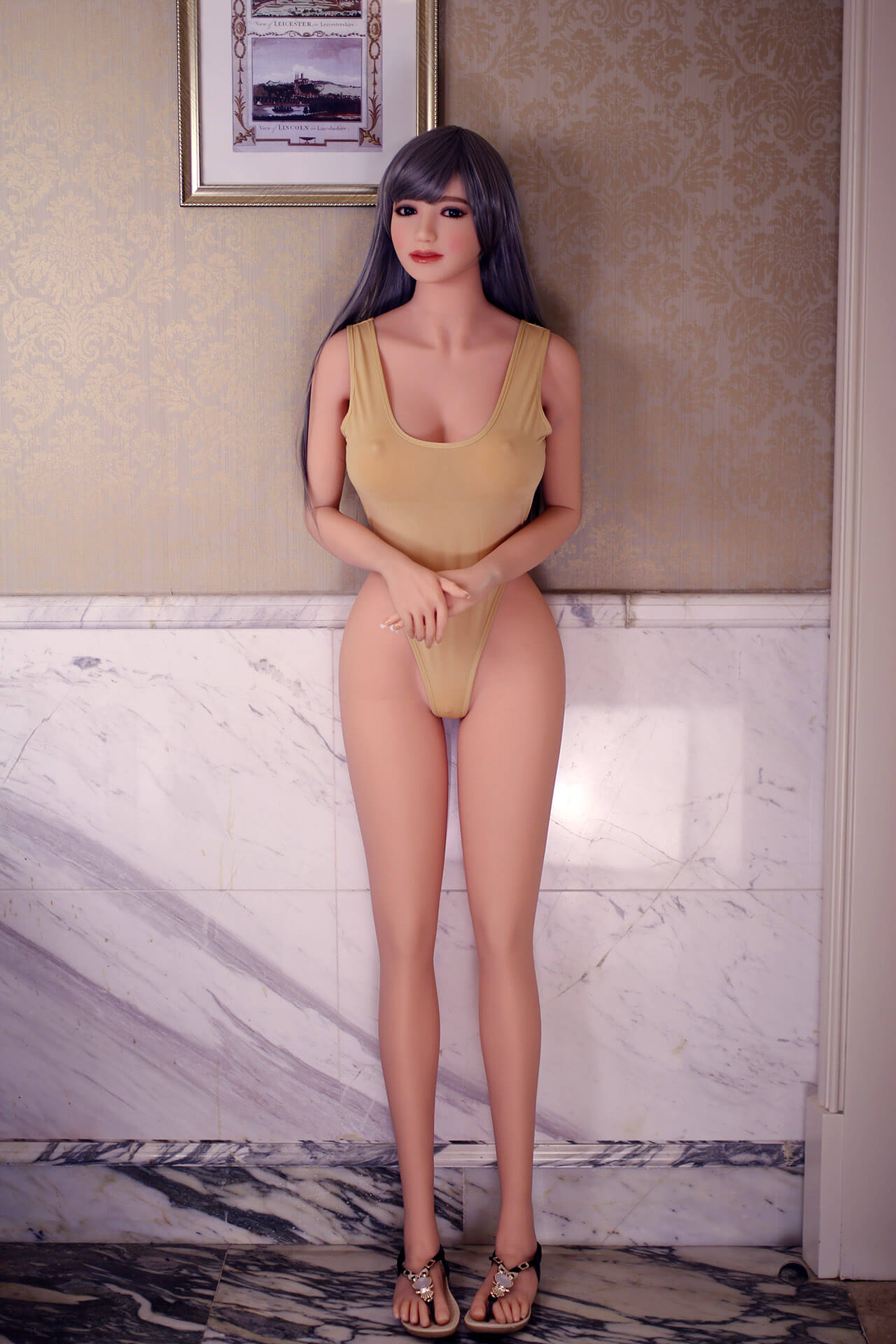 Kristin Realistic Sex Doll Like A Sweet Girlfriend- Cheapest Sex Dolls