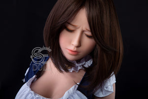 Lilith Cute Young Sex Dolls Real Life Maid Adult Love Dolls pour le sexe
