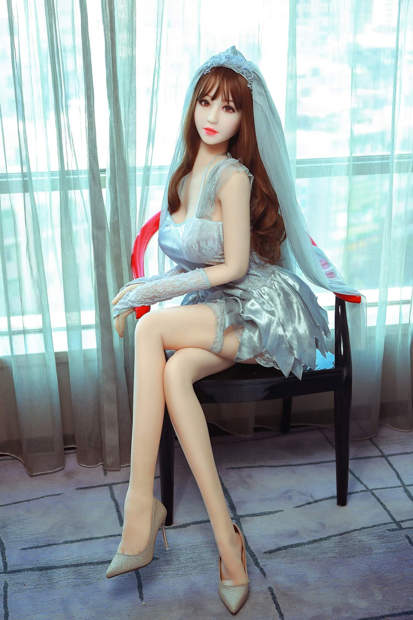 Marian Realistic Sex Doll - Lifelike Real Bride Sex Doll Cheap Price
