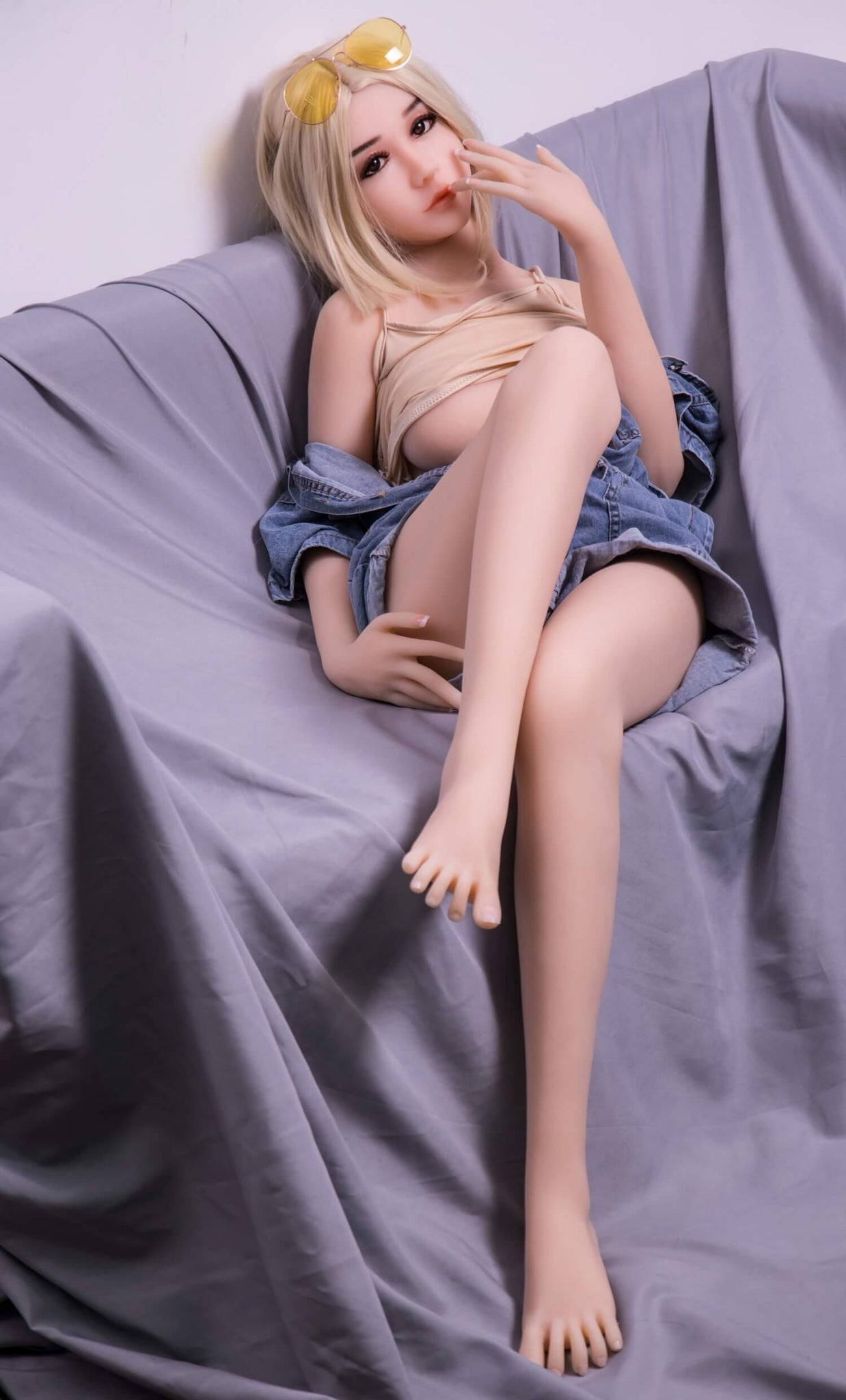 Sophia Sex Doll - Beautiful Blonde TPE Real doll