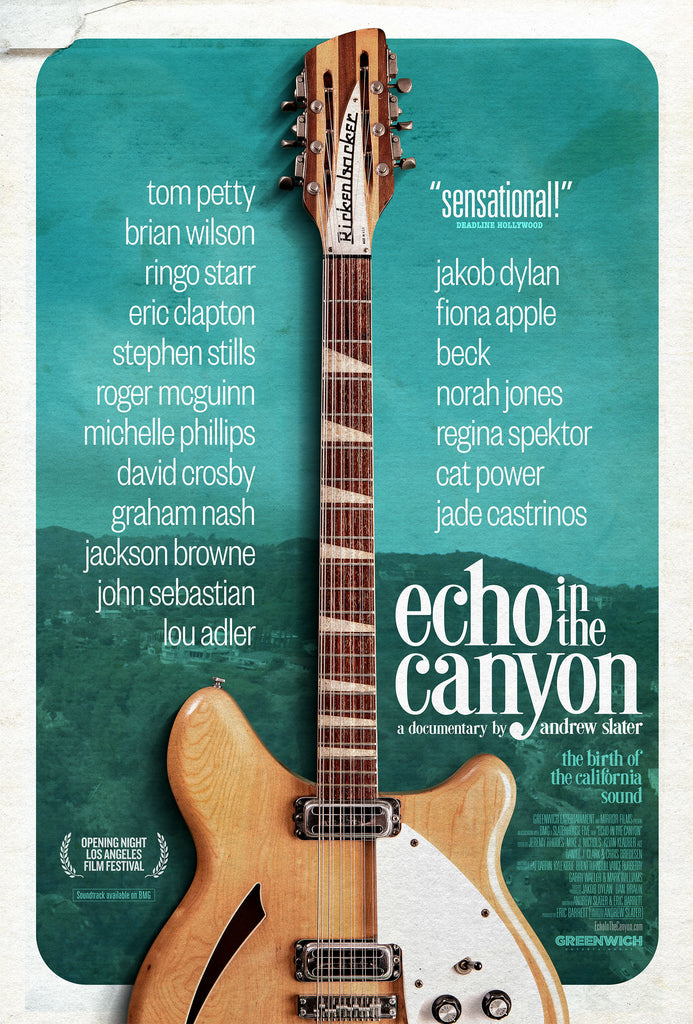 FILMS | ECHO IN THE CANYON