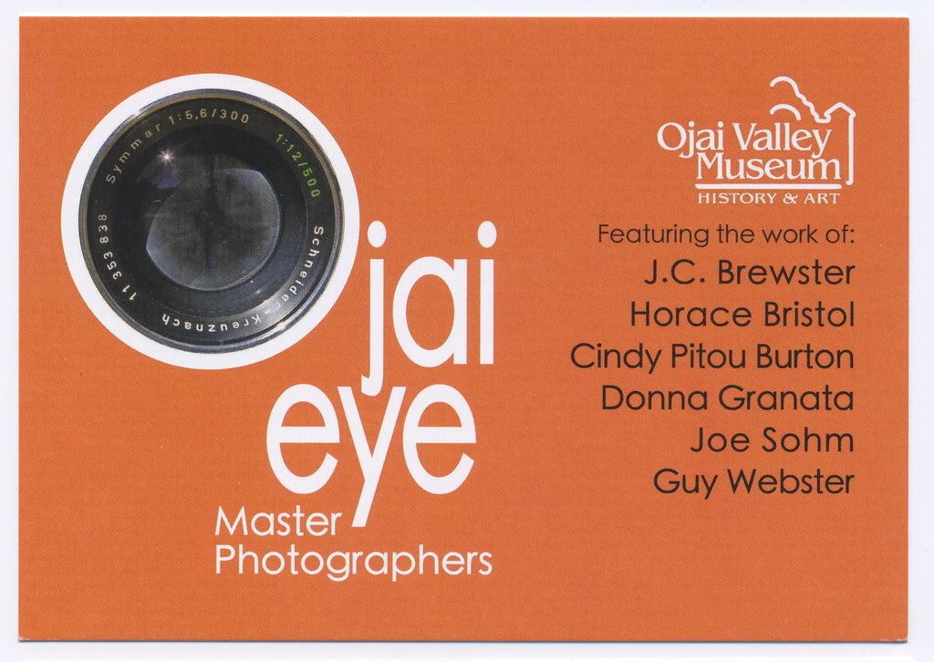 EXHIBITS | OJAI EYE: MASTER PHOTOGRAPHERS
