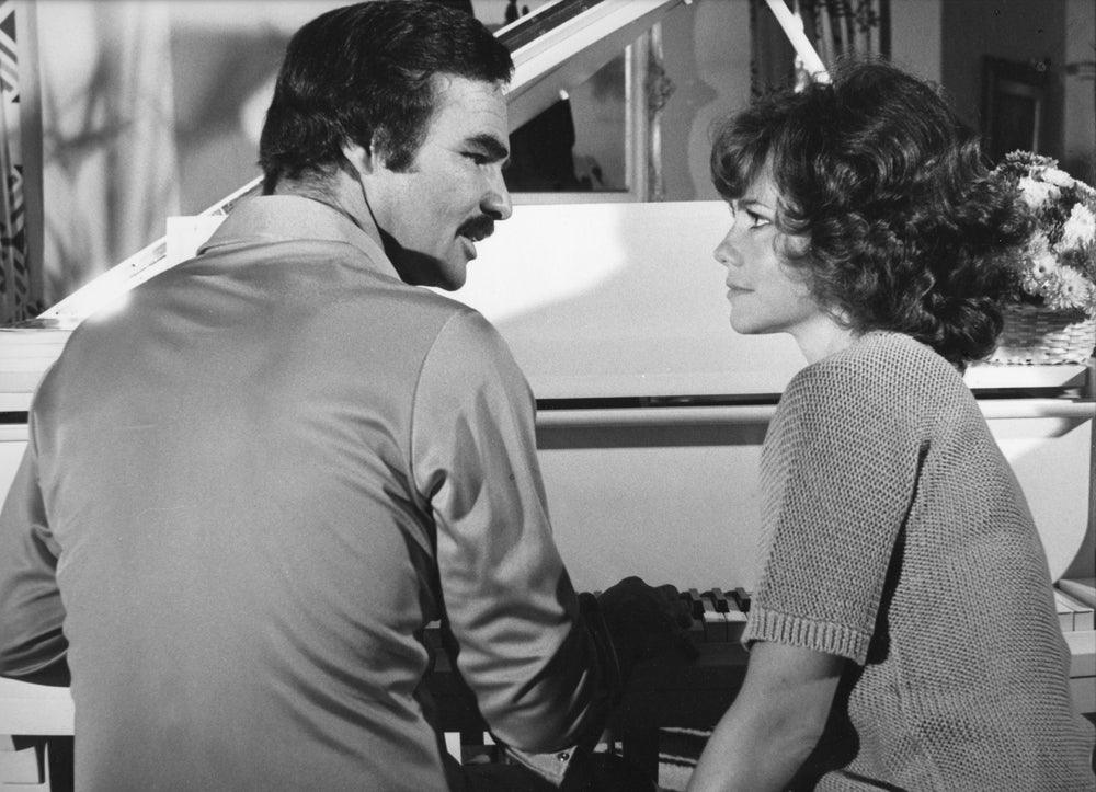 Burt Reynolds and Sally Field 02