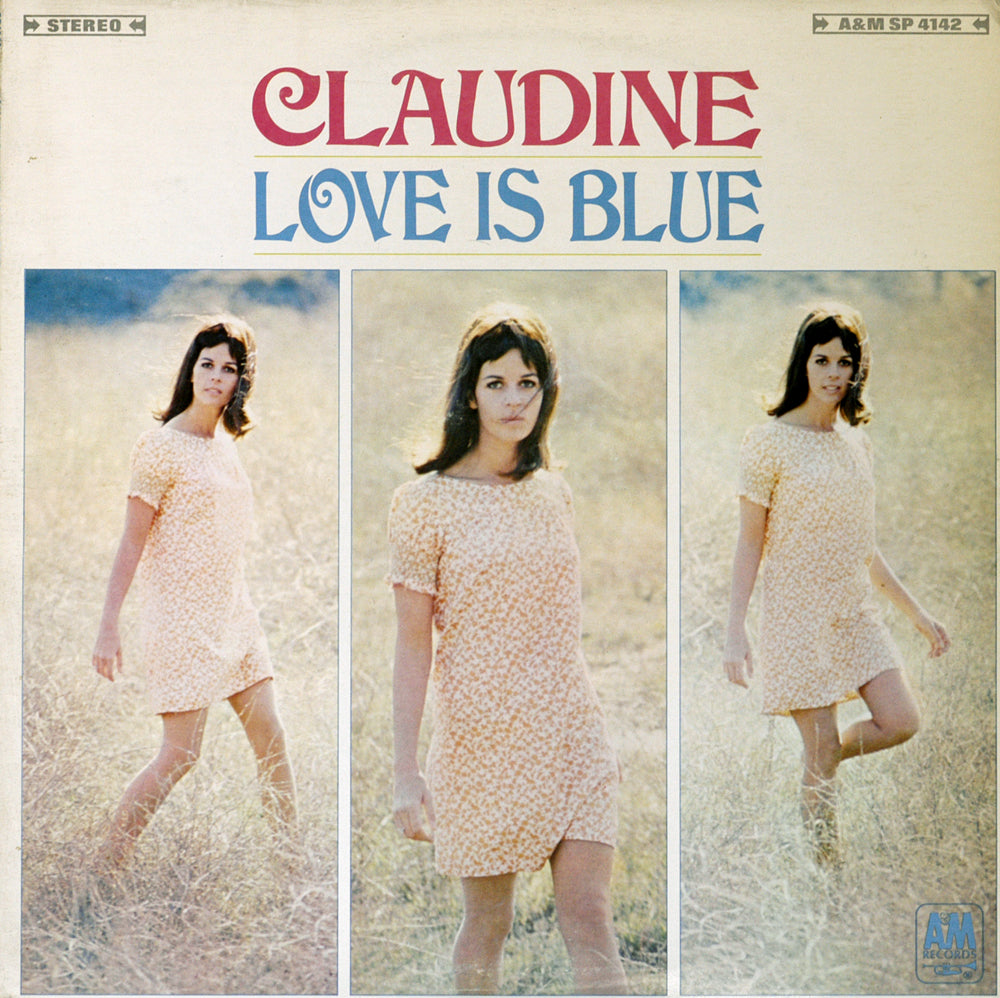 Claudine - Love Is Blue
