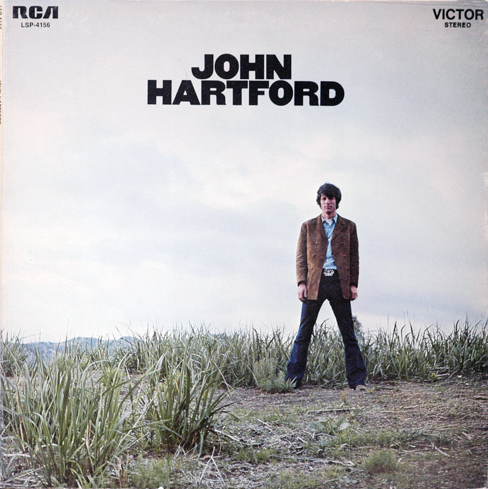 John Hartford - Album - Cover