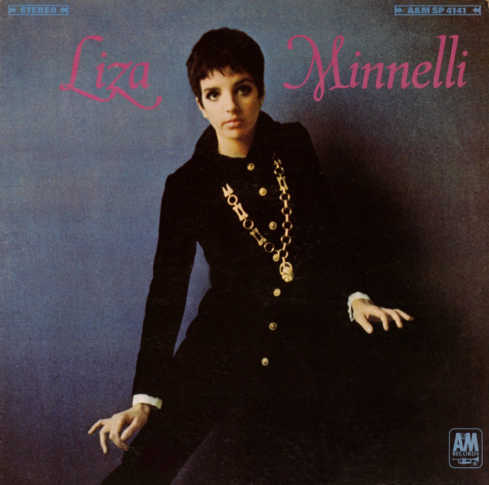 Liza Minnelli - Album Cover