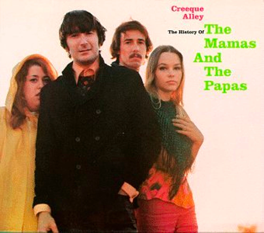 The Mamas and The Papas - Creeque Alley 1