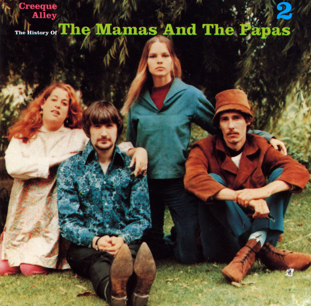 The Mamas and The Papas - Creeque Alley 2