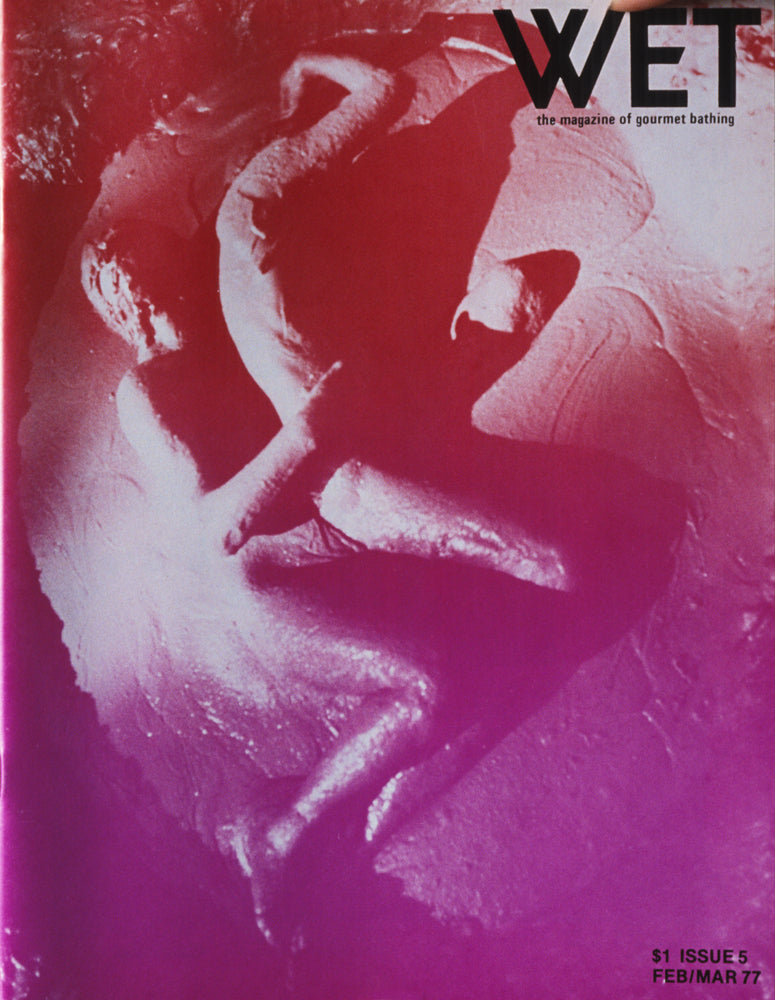 Cover of WET Magazine - February/March, 1977