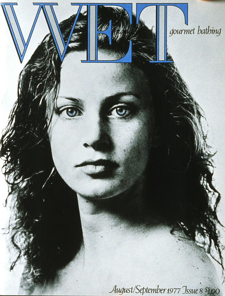 Cover of WET Magazine - August/September, 1977