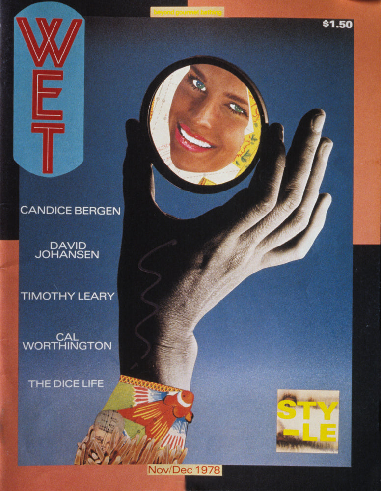 Cover of WET Magazine - November/December, 1978