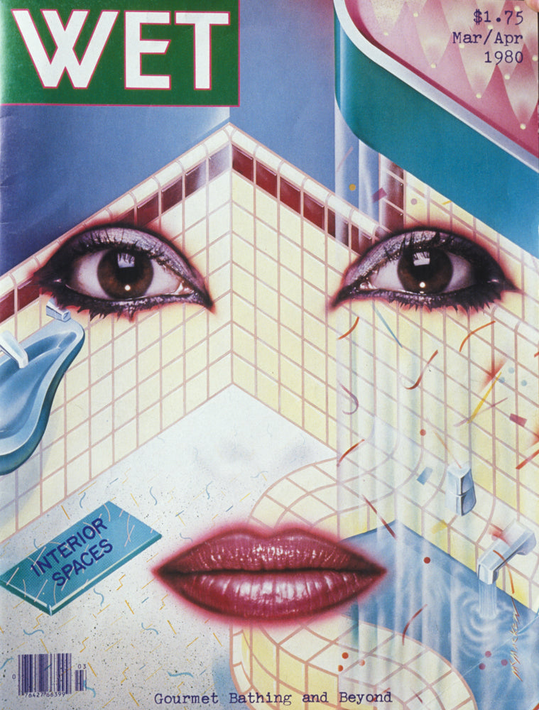 Cover of WET Magazine - March/April, 1980