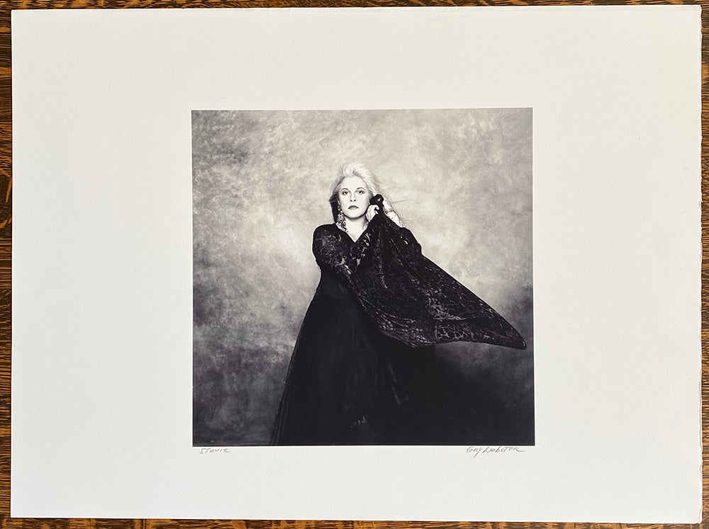 Stevie Nicks - Signed Print