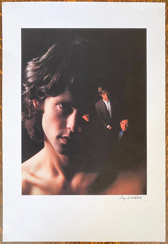 The Doors 02 - Signed Print